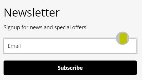 Jak edytować formularz zapisu na newsletter - jak zacząć prowadzić newsletter?