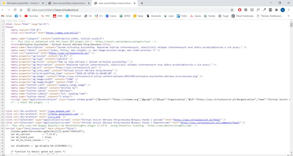 Jak sprawdzić motyw i page builder w WordPressie?