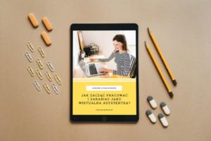 """Read more about the article E-book dla początkujących WA """"Jak zacząć pracować i zarabiać jako wirtualna asystentka"""""""
